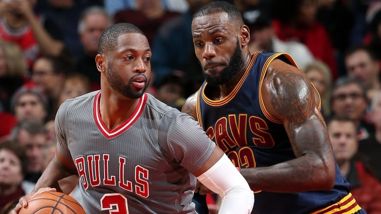 39e021580104 Dwyane Wade close to joining LeBron in Cleveland  reports