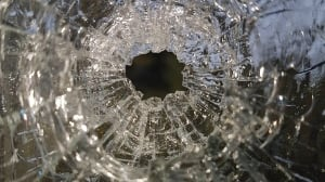 Stray bullet mystery: Prince George couple left with broken mirror, unanswered questions