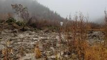 Reindeer Station Landslide