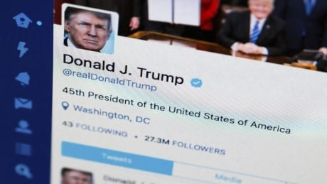NFL 'ghosts' Twitter-trolling Trump
