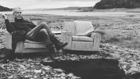 Anthony Bourdain in Newfoundland