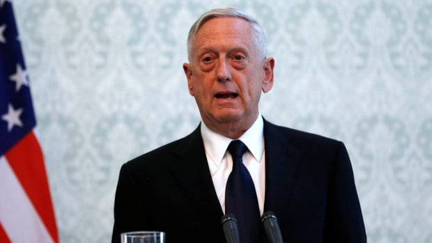 U.S. Defence Secretary James Mattis was in Kabul on Wednesday, pledging support for Afghan forces. His visit came the same day hundreds of Taliban insurgents attacked a security post in the western Farha province, killing at least 10 police.
