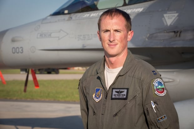 US-air-force-capt-Captain-Chris-Brown