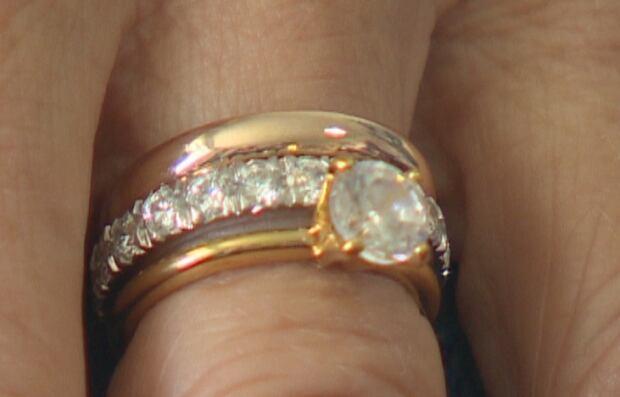 Annette Vardy's rings