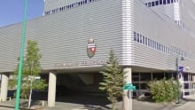 Yellowknife courthouse