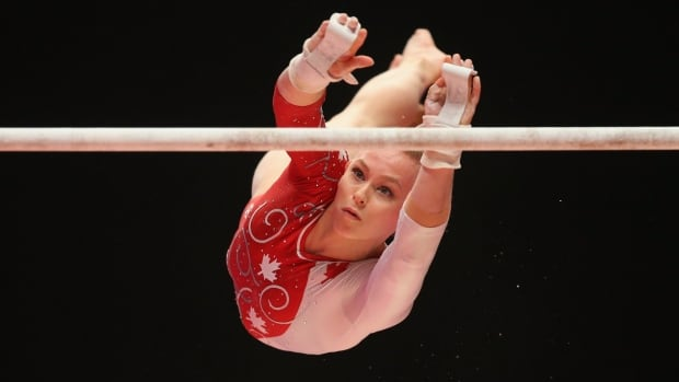 Ellie Black knows she must focus on executing her routine in order to be successful at this year's artistic gymnastics world championships in Montreal.