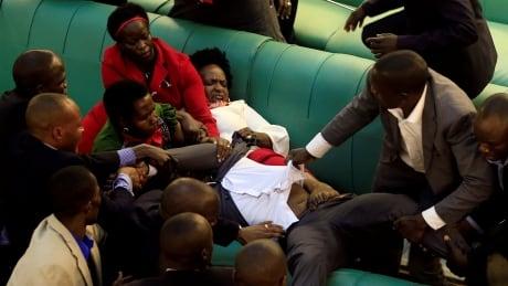 UGANDA-POLITICS/