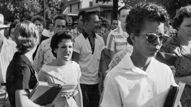 Little Rock Nine Anniversary