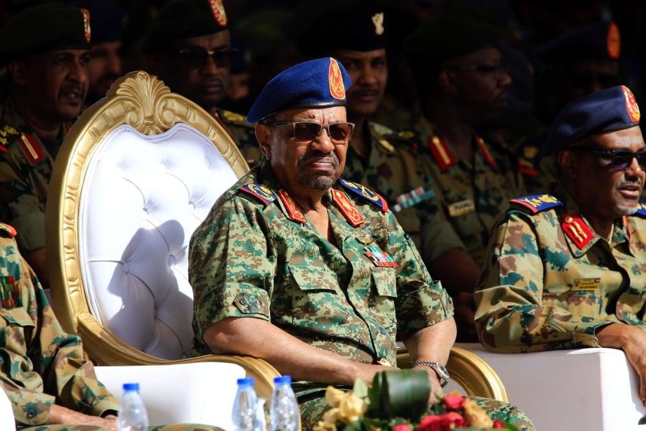 SUDAN-SAUDI/Bashir