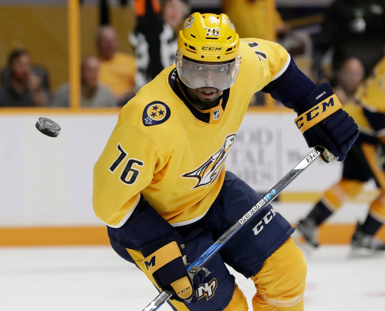 Ultimate Hockey Dad Karl Subban Is Cheering On Two Sons On Two Teams