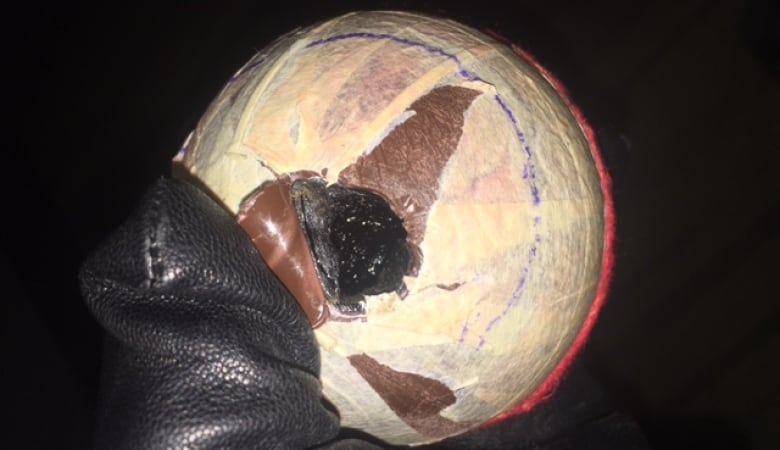 Opium In Tennis Balls Intercepted By Border Officials At Calgary