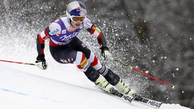 Sports like alpine skiing could benefit from giving viewers a racer's-eye-view of the action.