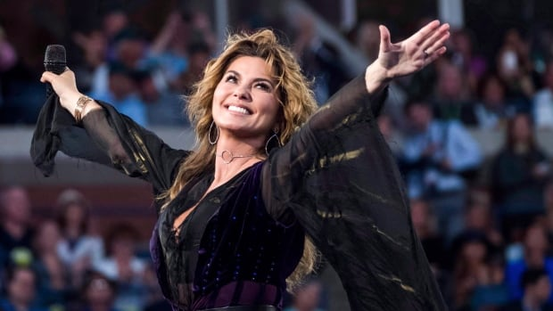 Shania Twain's 'Now' sounds out of touch