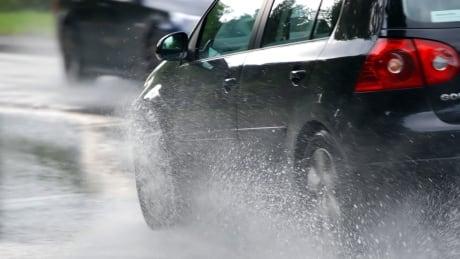 Heavy rain on the way, warns Environment Canada