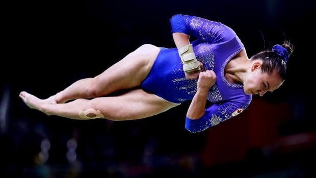 Canadian artistic gymnast Shallon Olsen looks to build off her Olympic experience at the world championships in Montreal.
