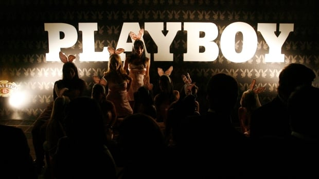 The Playboy logo dominates a party in Caracas, Venezuela in 2007.  Playboy has opened clubs, casinos and hotels across the globe, with mixed success.