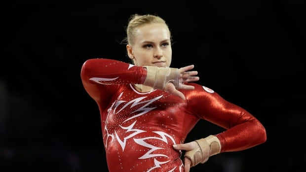 Ellie Black will be part of Canada's entry at the artistic gymnastics world championships in Montreal. CBC Sports will have exclusive coverage of the event from Oct. 5-8.