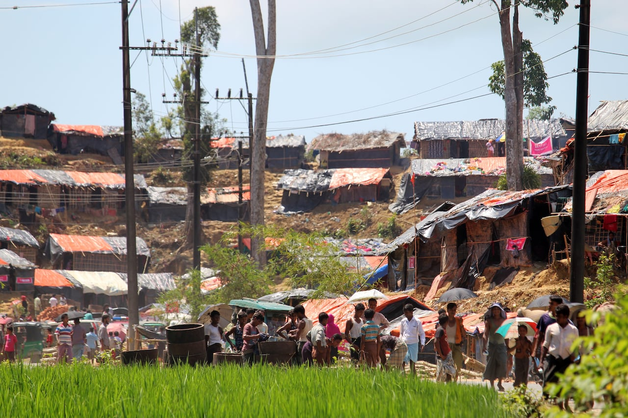For Rohingya, escaping to Bangladesh poses new challenges