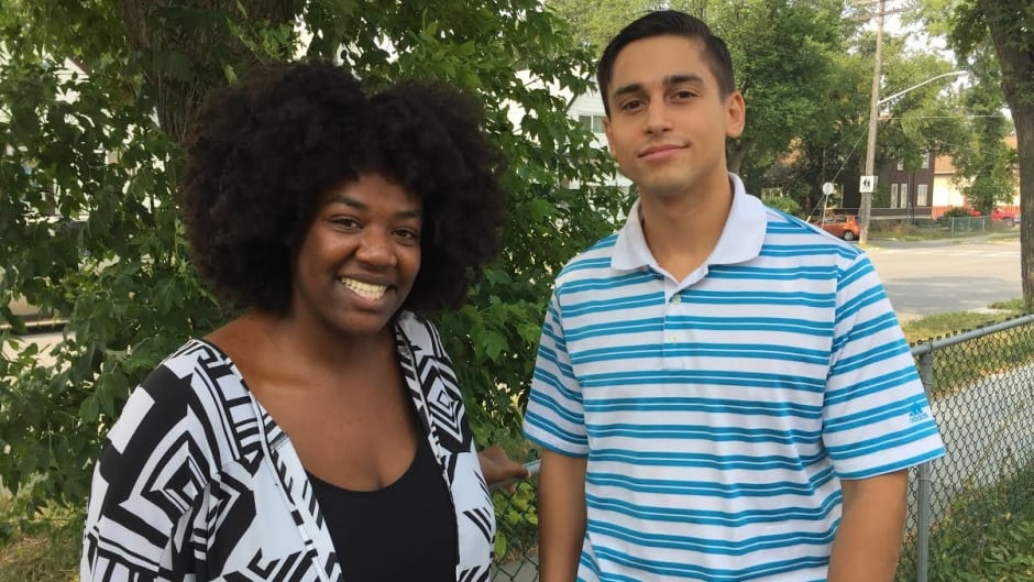 Now or Never host Ify Chiwetelu with Vic Savino, a former drug dealer who's fighting for a pardon so that he can improve his chances of getting a job.
