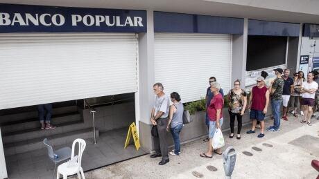 PUERTO RICO bank machine ATM