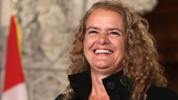 Former astronaut Julie Payette will be invested as Canada's 29th Governor General on Monday.
