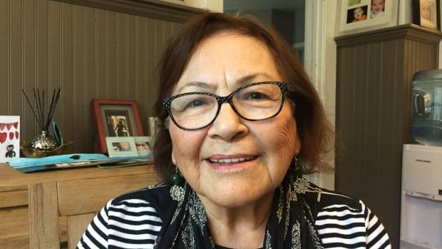 Mary Courchene was five years old when she first attended residential schools. The retired educator now shares her experiences with classrooms to let people know about what happened.