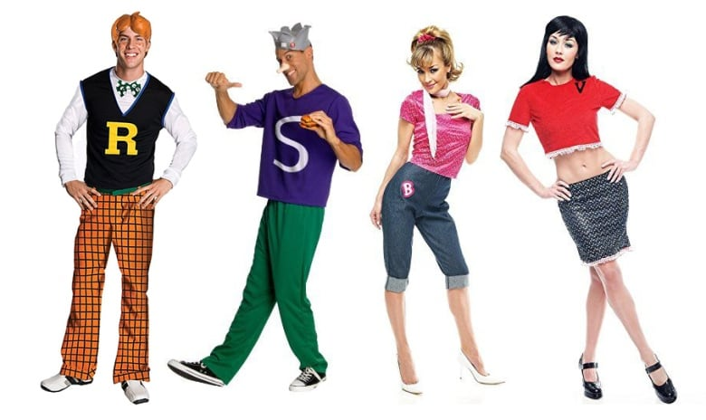 awesome group halloween costumes for you and your crew cbc life archie group cosplay