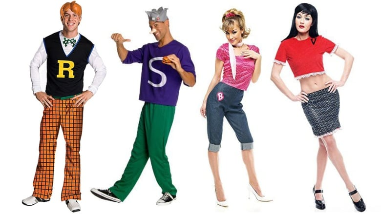 f285c30fee7 Awesome group Halloween costumes for you and your crew | CBC Life