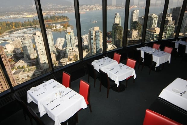Cloud 9 revolving restaurant