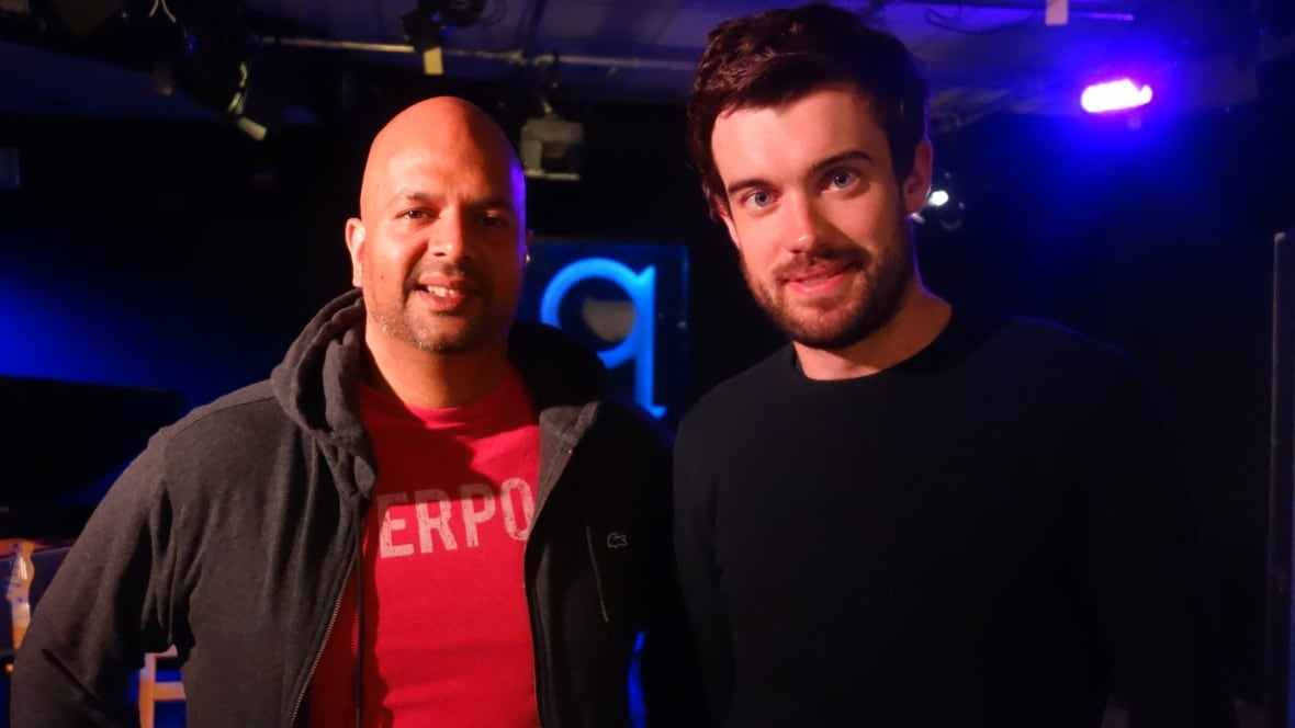 How Jack Whitehall got comedy mileage out of father-son trips