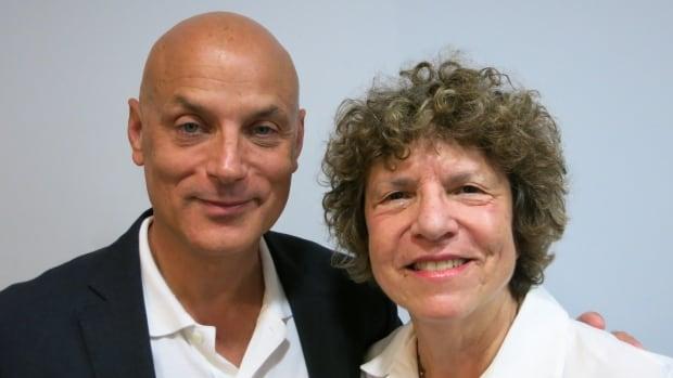 Daniel Mendelsohn and Eleanor Wachtel