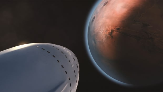 At the 2017 International Astronautical Congress, Elon Musk revealed new plans about vehicles that will take people to Mars.