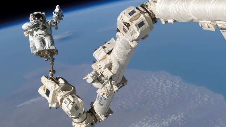 Canadian Space Agency developing robotic arms for moon