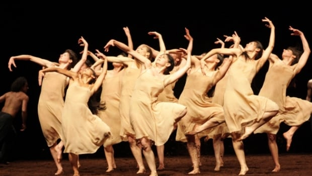 Tanztheater Wuppertal Pina Bausch performs an exclusive Canadian engagement at the NAC.