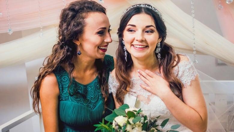 Emergency Template For Every Bridesmaids Speech Ever Cbc Comedy