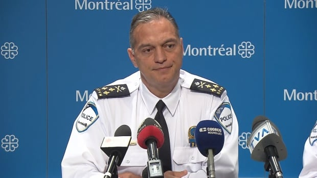 Montreal Police Chief Philippe Pichet admits there are some areas in which the SPVM still needs to improve to become more transparent and gain the confidence of citizens.
