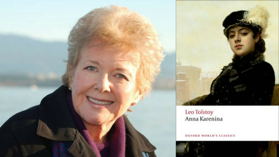Author Roberta Rich says Anna she finds inspiration in the tragedy of Leo Tolstoy's Anna Karenina.