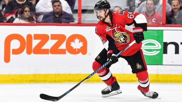Erik Karlsson of the Ottawa Senators had ankle surgery and is expected to miss the beginning of the regular season.