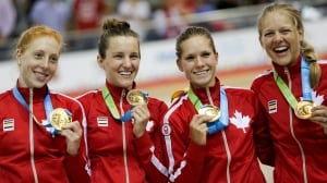 Canada Pan Am Games Track Cycling