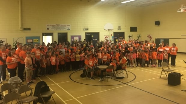 Orange Shirt Day honours residential school survivors
