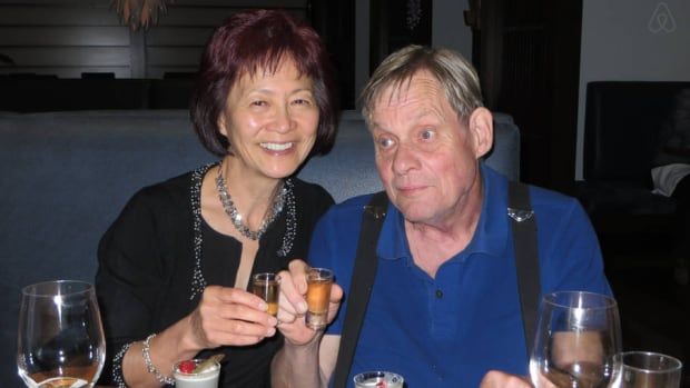 Diana Mah-Jones, 65, and Richard Jones, 68, were victims of a double homicide in September.