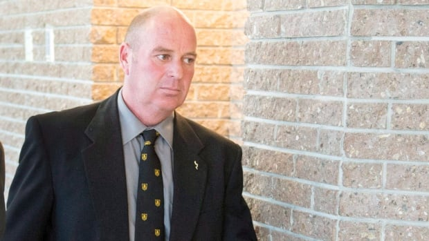 Locomotive engineer Thomas Harding is one of the three former MMA employees charged with criminal negligence causing 47 deaths in connection with the Lac-Mégantic disaster.