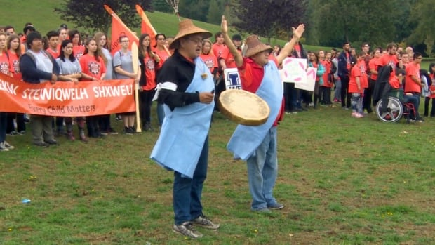 Wear your orange shirt tomorrow in remembrance of residential school brutality