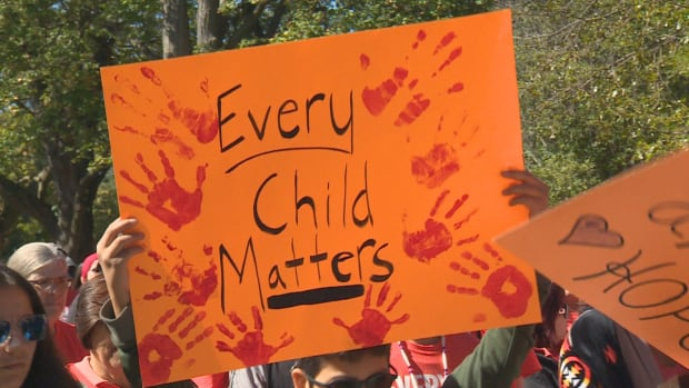 Orange Shirt Day Every Child Matters