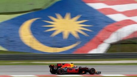 APTOPIX Malaysia F1 GP Auto Racing