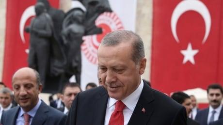 Turkey Erdogan parliament