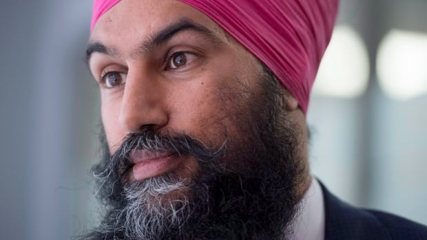 Jagmeet Singh, a practicing Sikh, is the federal NDP's youngest leader yet — and the first non-white leader of a major federal party.