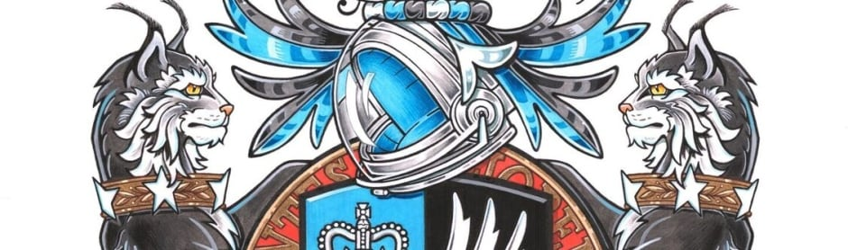 Payette Coat of Arms -Supporters