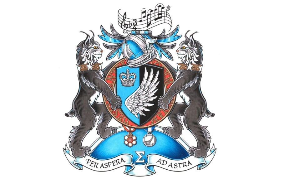 Coat of arms for Gov. Gen. Julie Payette (with white space)