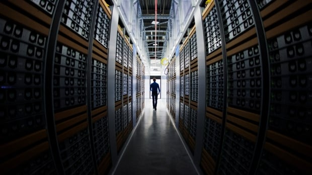 Given the growing role algorithms play in so many parts of our lives — such as those used by Facebook, one of its data centres pictured here — we know incredibly little about how these systems work